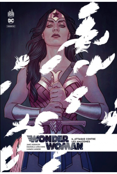 WONDER WOMAN REBIRTH TOME 6