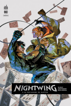 NIGHTWING REBIRTH TOME 5