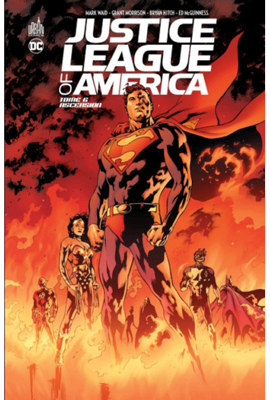JUSTICE LEAGUE OF AMERICA TOME 6