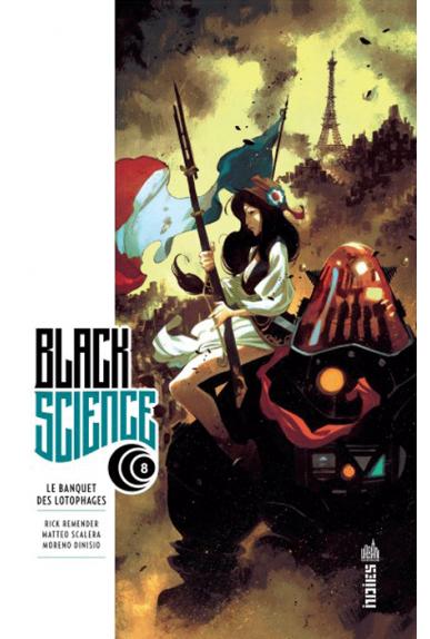 BLACK SCIENCE TOME 8