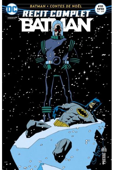 Récit Complet Batman Rebirth 10