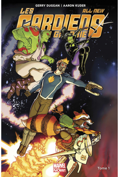 ALL NEW GARDIENS DE LA GALAXIE TOME 1 (Volume II)