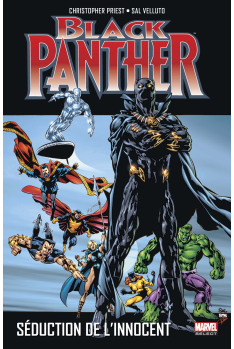BLACK PANTHER PAR CHRISTOPHER PRIEST Tome 3 sur 4