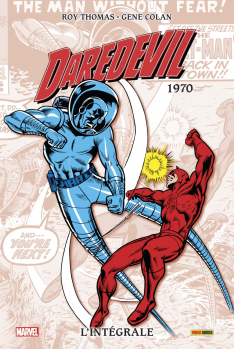 DAREDEVIL - L'INTEGRALE 1970