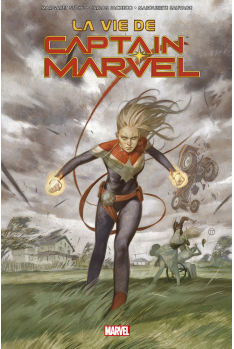 Captain Marvel : La vie de Captain Marvel