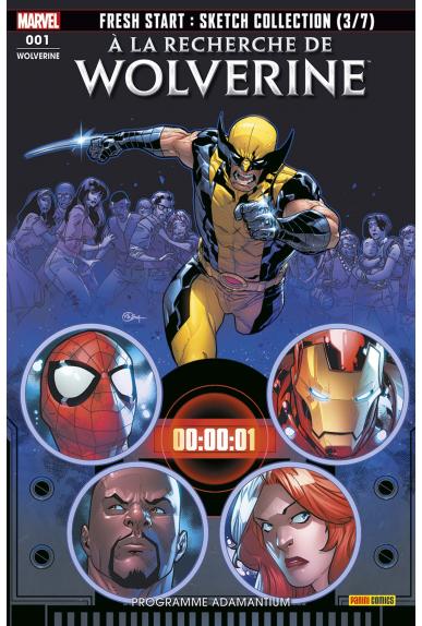 Wolverine 1 - Fresh Start