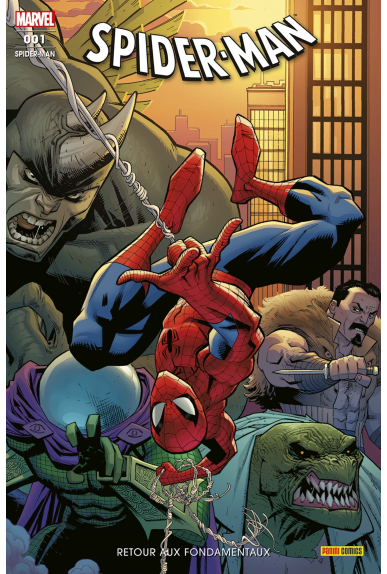 Spider-Man 1 - Fresh Start