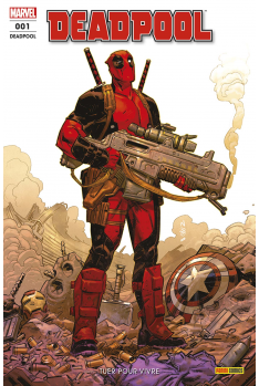 Deadpool 1 - Fresh Start
