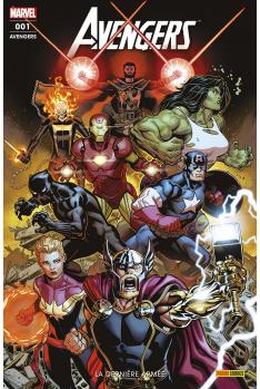Avengers 1 - Fresh Start