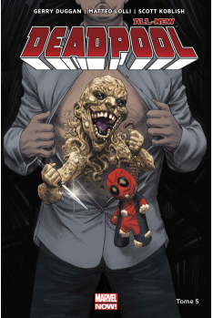 All New Deadpool Tome 5