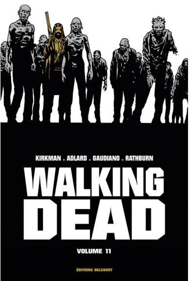 Walking Dead Prestige Volume 11