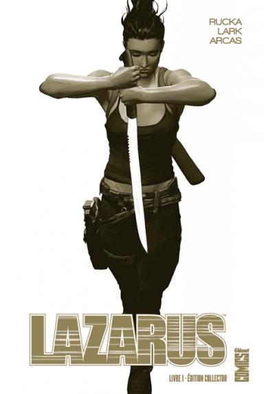Lazarus Tome 1 - Edition Collector