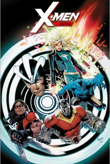 Abonnement X-Men Extra