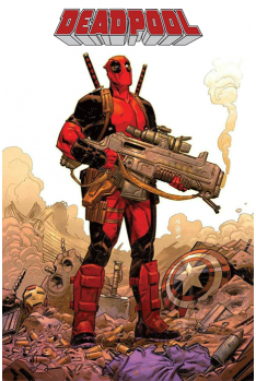 Abonnement Deadpool