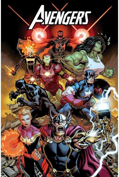 Abonnement Avengers