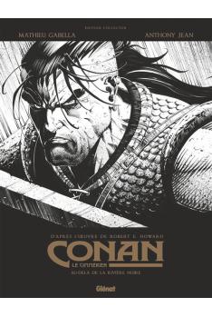 Conan le Cimmérien Tome 3 Noir & Blanc