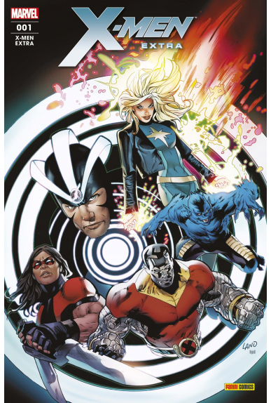 X-Men Extra 1 - Fresh Start