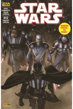 STAR WARS 12 (2019) Variant Edition