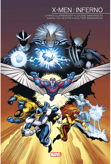 MARVEL EVENTS - X-Men : Inferno