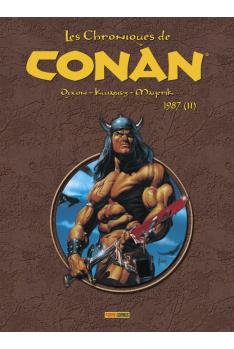 CHRONIQUES DE CONAN 1987 (II)