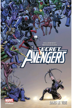 Secret Avengers par Rick Remender Tome 2