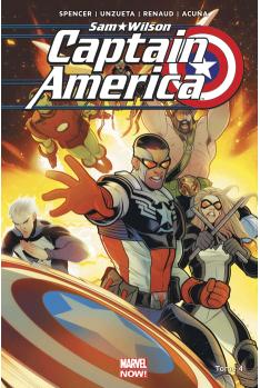 Captain America : Sam Wilson Tome 4
