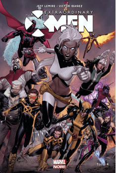 Extraordinary X-Men Tome 4