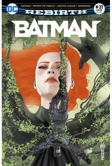 Batman Rebirth 21