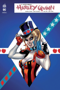 Harley Quinn Rebirth Tome 5
