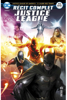 Récit Complet Justice League 12