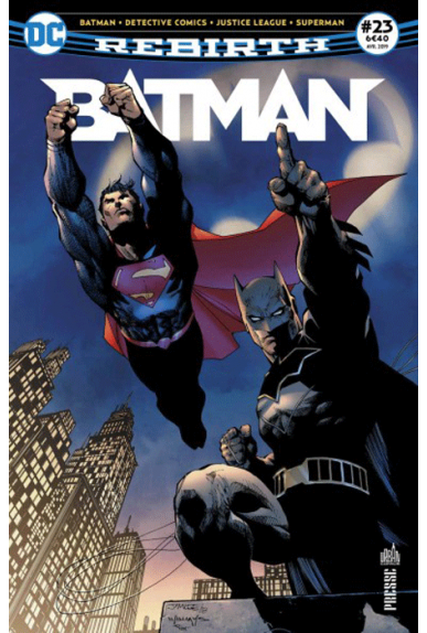 Batman Rebirth 23