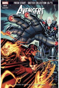 Avengers 3 - Fresh Start