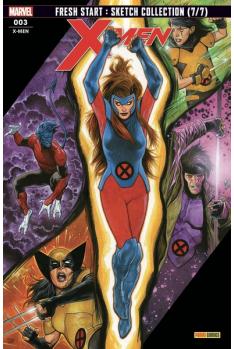 X-Men 3 - Fresh Start