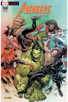 Marvel Legacy : Avengers Extra 5