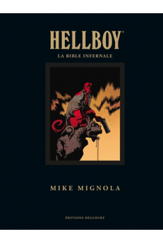 Hellboy : La Bible Infernale (NED)