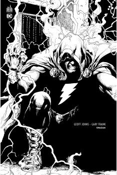 Shazam édition noir & blanc