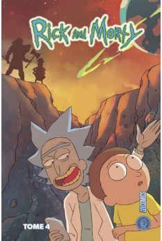 Rick & Morty Tome 4