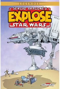 Sergio Aragones explose Star Wars