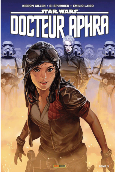STAR WARS : Docteur Aphra TOME 3