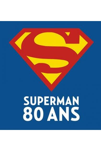 Coffret Superman Anniversaire 80 ans