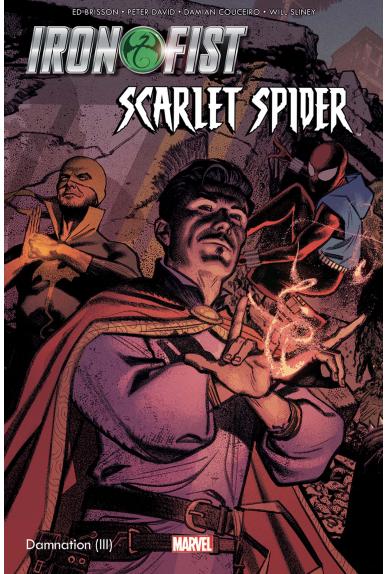 Damnation : Iron Fist & Scarlet Spider
