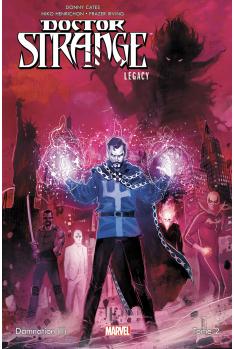Doctor Strange Legacy Tome 2
