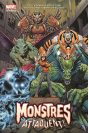 Les Monstres Attaquent Tome 2 : Le Cheminement