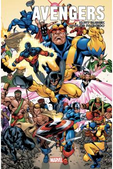 Avengers Forever par Busiek et Pacheco