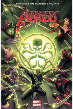 Avengers Tome 2 (Volume 2)