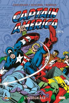 CAPTAIN AMERICA - L'INTEGRALE 1975