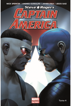Captain America : Steve Rogers Tome 4