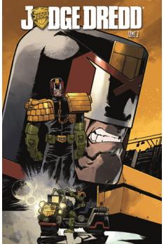 Judge Dredd Tome 3