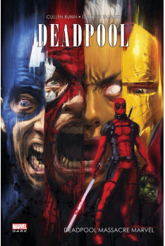 MARVEL DARK - DEADPOOL MASSACRE MARVEL