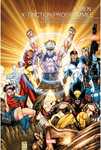 MARVEL EVENTS - X-Men : X-tinction programmée